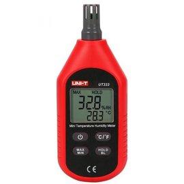 UNI-T Mini temperatuur en vochtigheidsmeter
