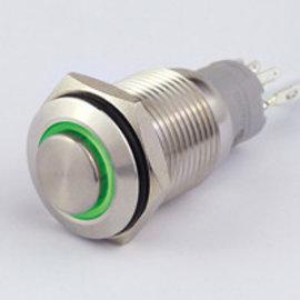 Sintron Connect Schakelaar+verl. 16mm groen