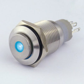 Sintron Connect Schakelaar 16mm  blauw 4-12V