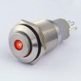Sintron Connect Schakelaar+verl. 16mm  rood