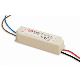 Meanwell Led voeding IP67 12V 20W