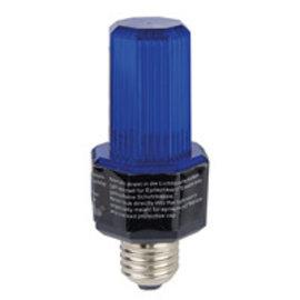 Eurolite EUROLITE LED Strobe E-27 blauw