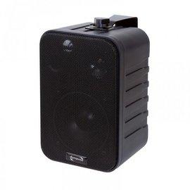 Audio Dynavox Mini-boxen set 100W zwart