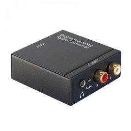 Audio Dynavox DAC digitaal/analoog omvormer