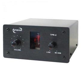 Audio Dynavox TPR 2 sound converter zwart