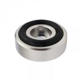 Audio Dynavox Aluminium voet 4-delig zilver