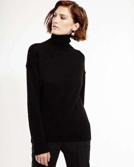 Leah Alpaca Roller black