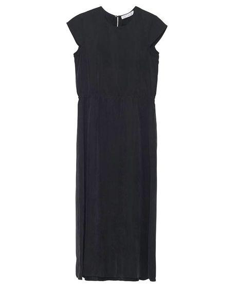 Detale Studio Cali Cupro summer dress black