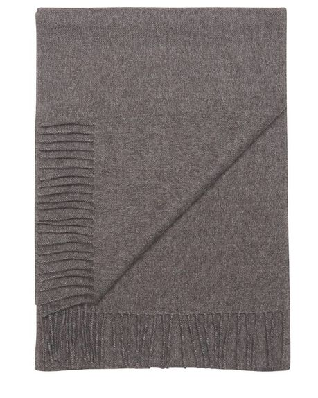 Karin alpaca scarf / antracite