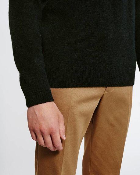 Bobby Raglan Sweater / forest