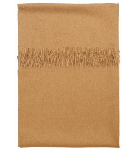 Detale Studio Ludo alpaca scarf camel