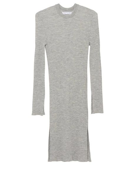 Charlie Tunic Dress / light grey