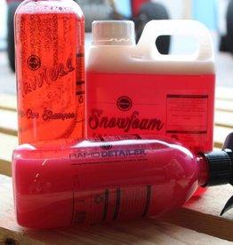 Infinity Wax Red Cola Wash Kit LTD Edition