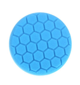 Infinity Wax 5 inch Hex Polishing Pad - Blue