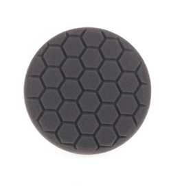 Infinity Wax 6 inch Hex Polishing Pad - Black