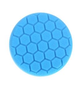 Infinity Wax 6 inch Hex Polishing Pad - Blue