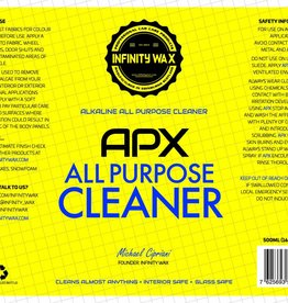 Infinity Wax APX all purpose cleaner 500ml