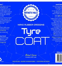 Infinity Wax Tyre Coat 500ml