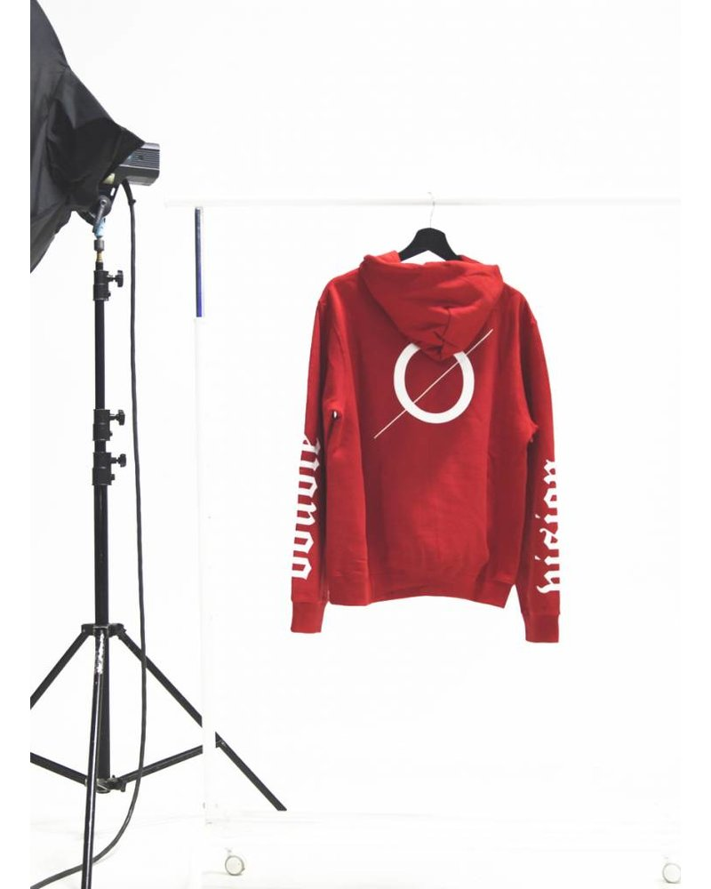 SOSTER Hoodie Red