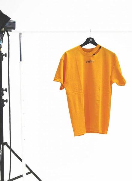SOSTER T-shirt Orange