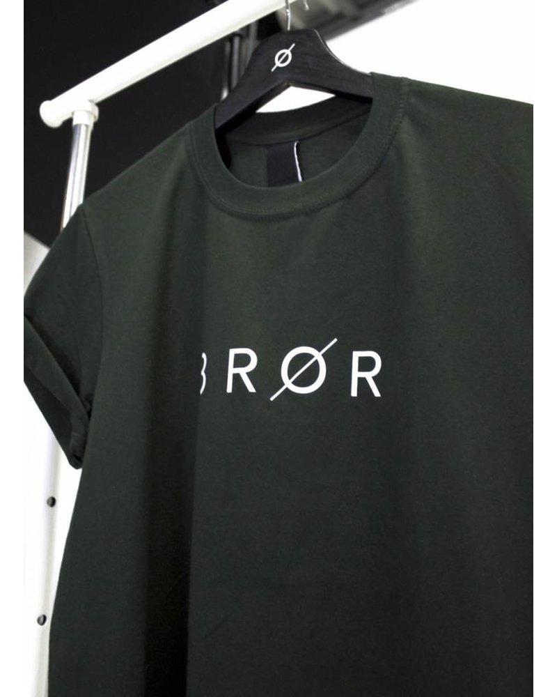 BROR Dark Green  Shirt