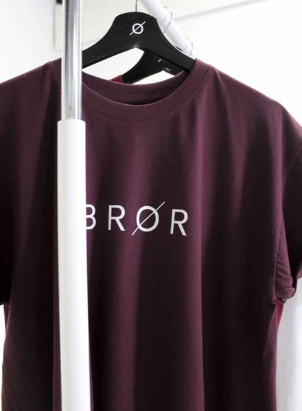 BROR Bordeaux  Shirt