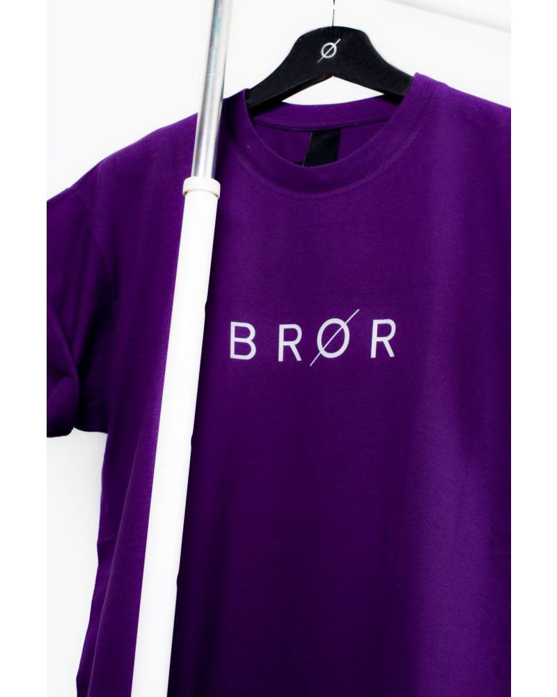 BROR Purple BROR Shirt