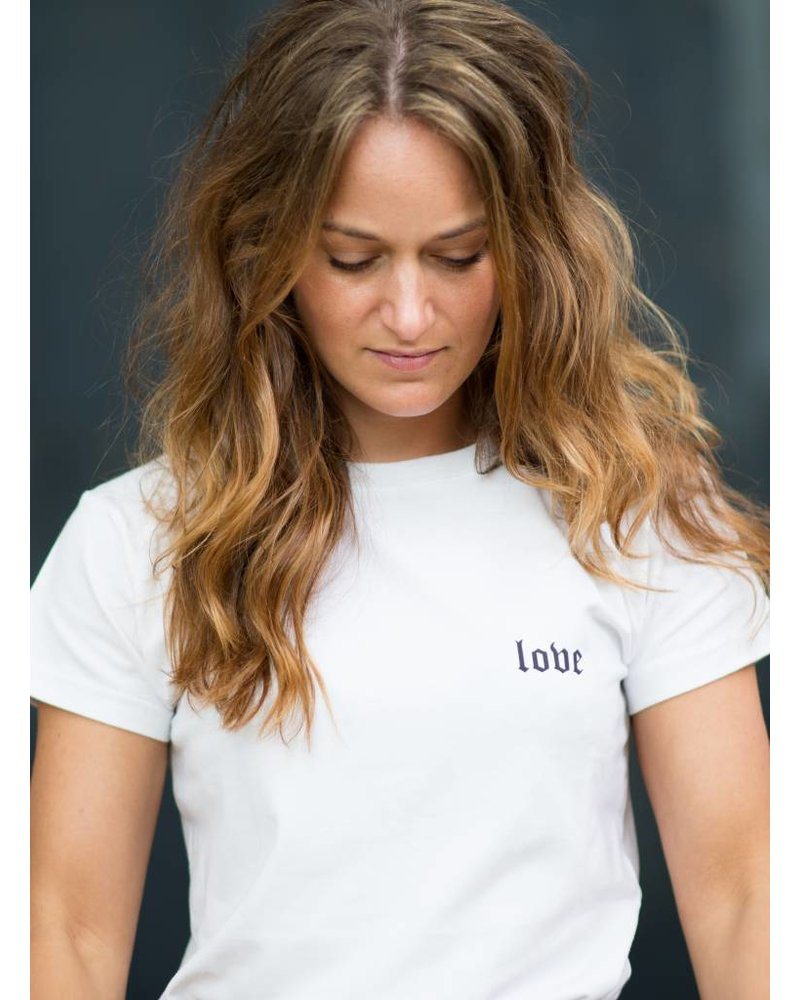 SOSTER LOVE shirt