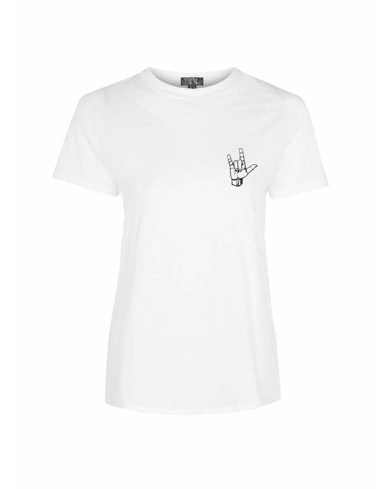 SOSTER ROCK  shirt