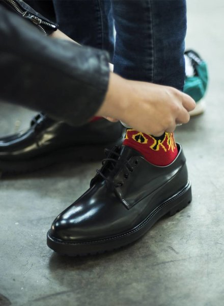 BROR Flammable Socks
