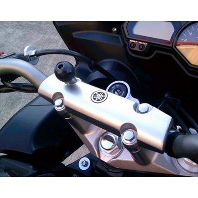 RAM MOUNTS RAM-B-367U Handlebar Clamp Base M8