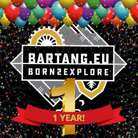 Bartang celebrates anniversary and has great plans for 2018!