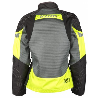 KLIM Avalon Women's Motorcycle Jacket - Hi-Vis