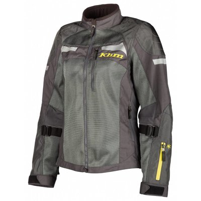 KLIM Avalon Women's Motorcycle Jacket - Dark Gray