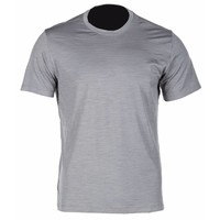 KLIM Teton Merino SS Shirt - Grijs