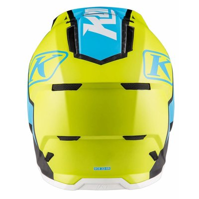 KLIM F5 Off-Road Helm - Ion Green