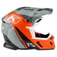 KLIM F5 Helmet - Camo Orange