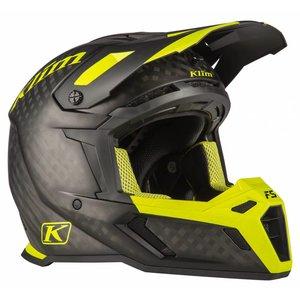 KLIM F5 Koroyd Helm - Abyss Matte Black