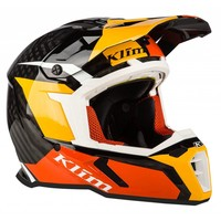 KLIM F5 Koroyd Helm - Chasm Orange