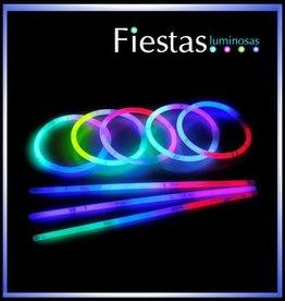 Tri-Colour Glow Bracelets (100 uds)