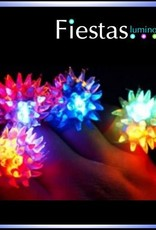 LED Spiky Rings (10 uds)