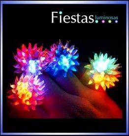 Anillos de LED (10 uds)