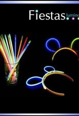 Glowing Bunny Ears (10 uds)