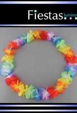 Guirnaldas florales de Hawaii (10 uds)