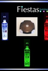 POSA VASOS/POSABOTELLAS LED ( 5 uds )