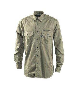 Deerhunter Wapiti-II Shirt L/S Gr. 37/38