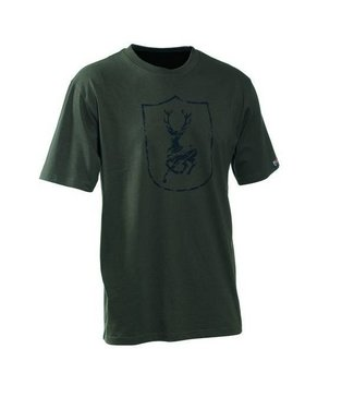 Deerhunter Logo T-shirt S/S Shield Logo