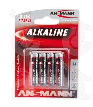 Ansmann Alkaline Micro