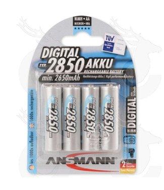 Ansmann NiMH 2850mAh Mignon Digital