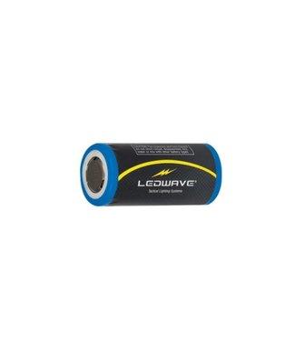 Ledwave Oplaadbare batterij 3.7V 3000maH